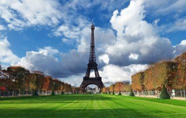 Ma première rencontre avec la France  –  フランスとの初めての出会い